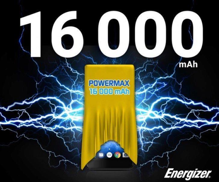 energizer 16 000 mah telefon