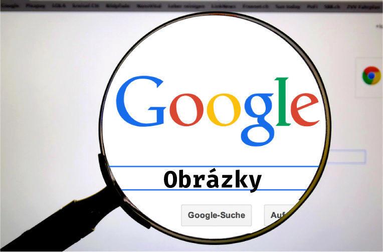 vyhledávání obrázků google