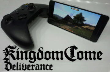 Kingdom Come: Deliverance moonlight