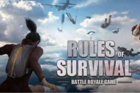 rules of survival android pubg