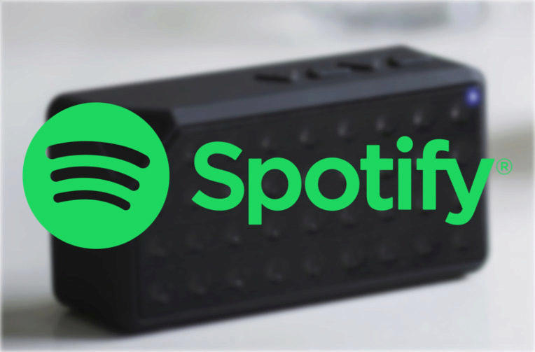 spotify hardware chytry reproduktor