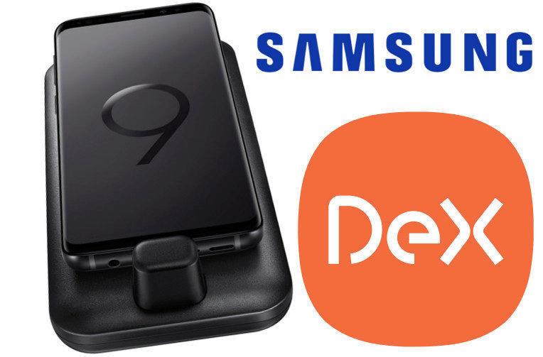 Dokovací stanice Samsung DeX