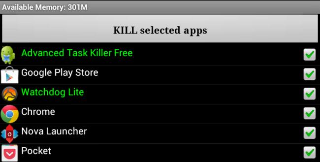 Kdo vzpomíná na legendární Task Killer? :-)