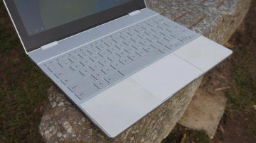 touchpad pixelbook