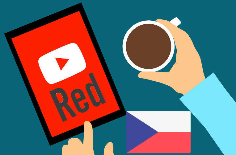 youtube red cesko