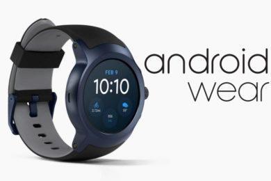 zpomaleni android wear oprava