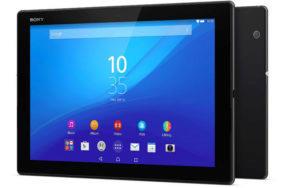 2 modely sony tabletu