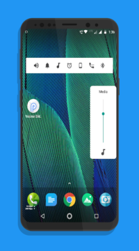 Android P Volume Slider 2