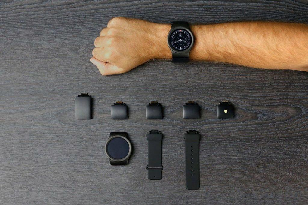 Blocks modularni chytre hodinky