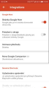 Chytre karty Google v Nova Launcheru-aktivace-2