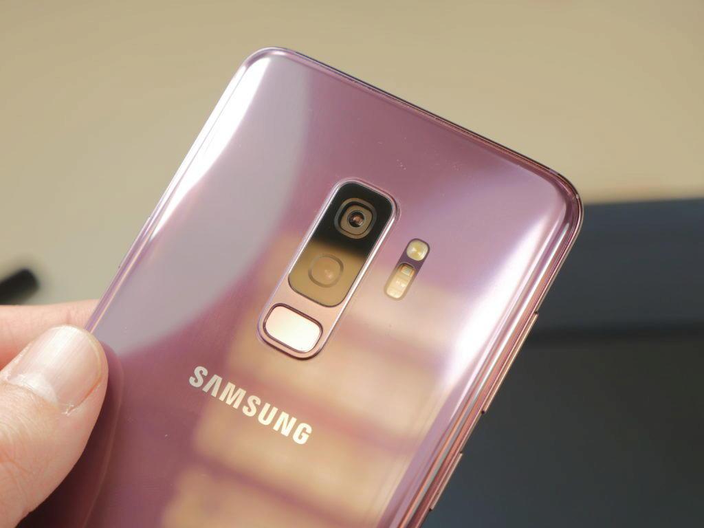 Fotoaparat Samsung Galaxy S9+