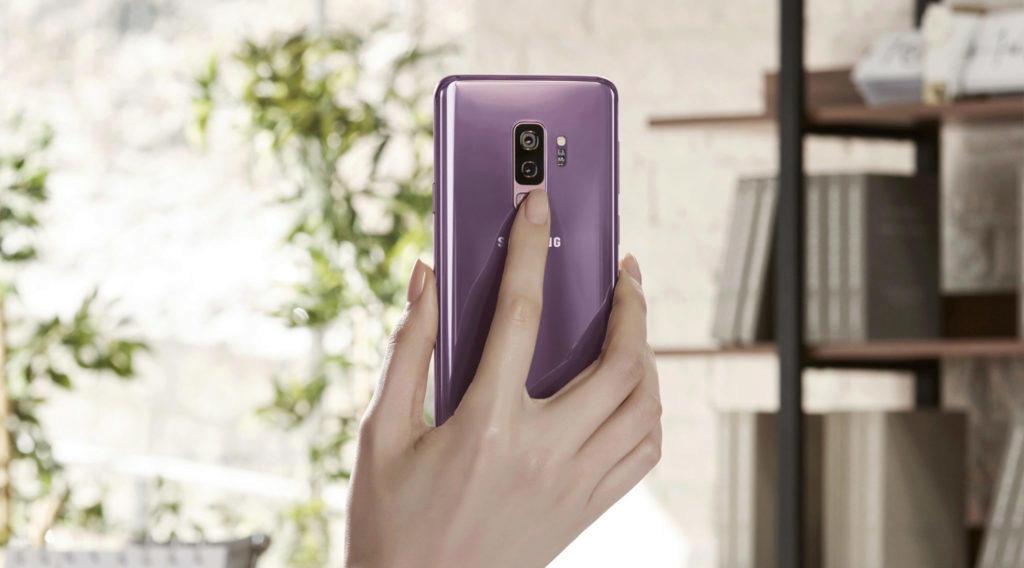 Galaxy S9 zpracovani