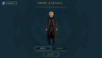 Harry Potter Android hra RPG (1)