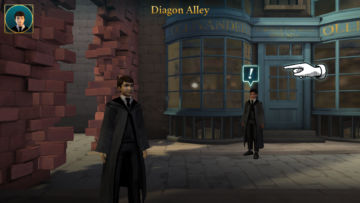 Harry Potter Android hra RPG (3)