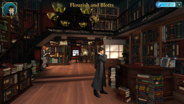 Harry Potter Android hra RPG (4)