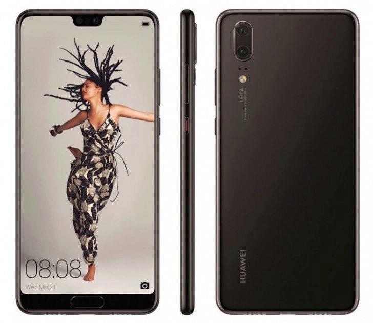 Huawei P20 toho má s Honorem 10 hodně společného
