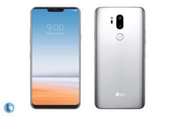 LG G7 cena