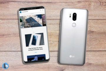 LG G7 cz