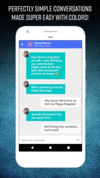 Launcher s podporou SMS