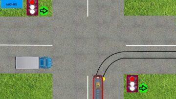 Nechybí křižovatky se semaforem