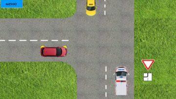 Vozidla s právem přednostní jízdy mají přednost