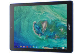 chrome os tablet acer