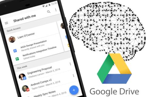 disk google ai