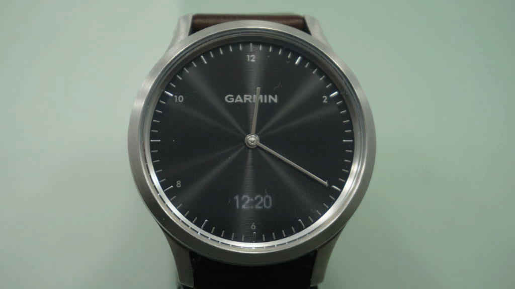 displej garmin vivomove hr