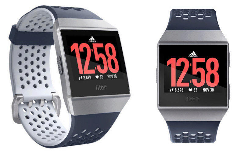 fitbit ionic: adidas edition