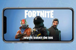 hra fortnite mobil android ios