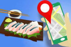google mapy recenzovat jidla