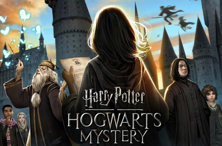 harry potter android hra 2018