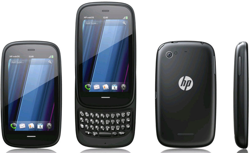 hp pre 3 palm telefon