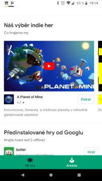 hry google play