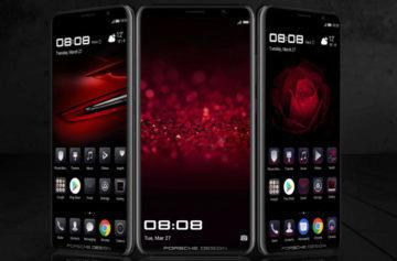 Huawei Porsche Design Mate RS: Nejlepší telefon na světě představen?