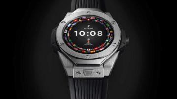 hublot chytre hodinky