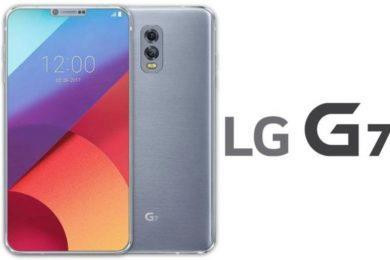 lg G7 mwc