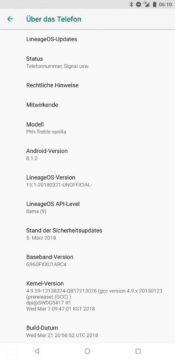lineageos galaxy s9