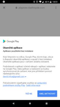 okamzite hrani android hry google play