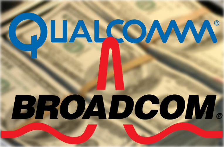 qualcomm broadcom akvizice