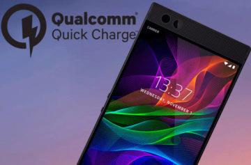 Quick Charge 4.0 moc rozšířený není: Qualcomm zveřejnil seznam telefonů