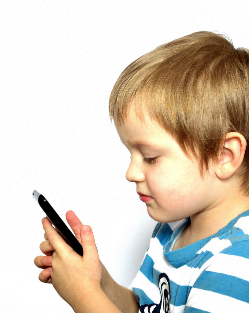 rodicovska kontrola dite telefon