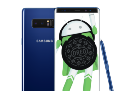 samsung galaxy note8 android oreo