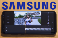 samsung movie maker android p