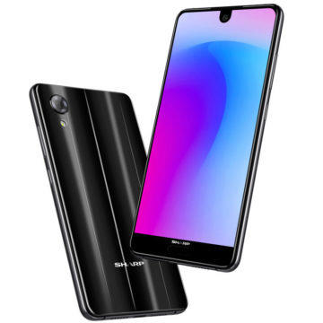 sharp aquos s3 mini design