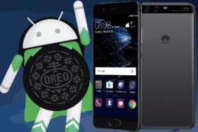 smartphone huawei p10 oreo