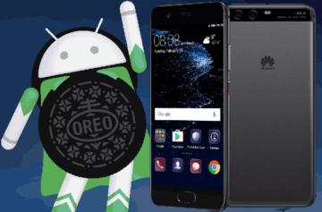 Smartphone Huawei P10 se začíná aktualizovat na Oreo. Pracuje se i na P9
