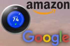 spor amazonu google nest