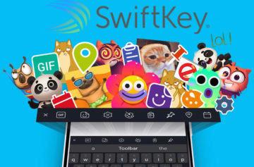 Swiftkey obdržel velkou aktualizaci. Přidává lištu s mnoha funkcemi