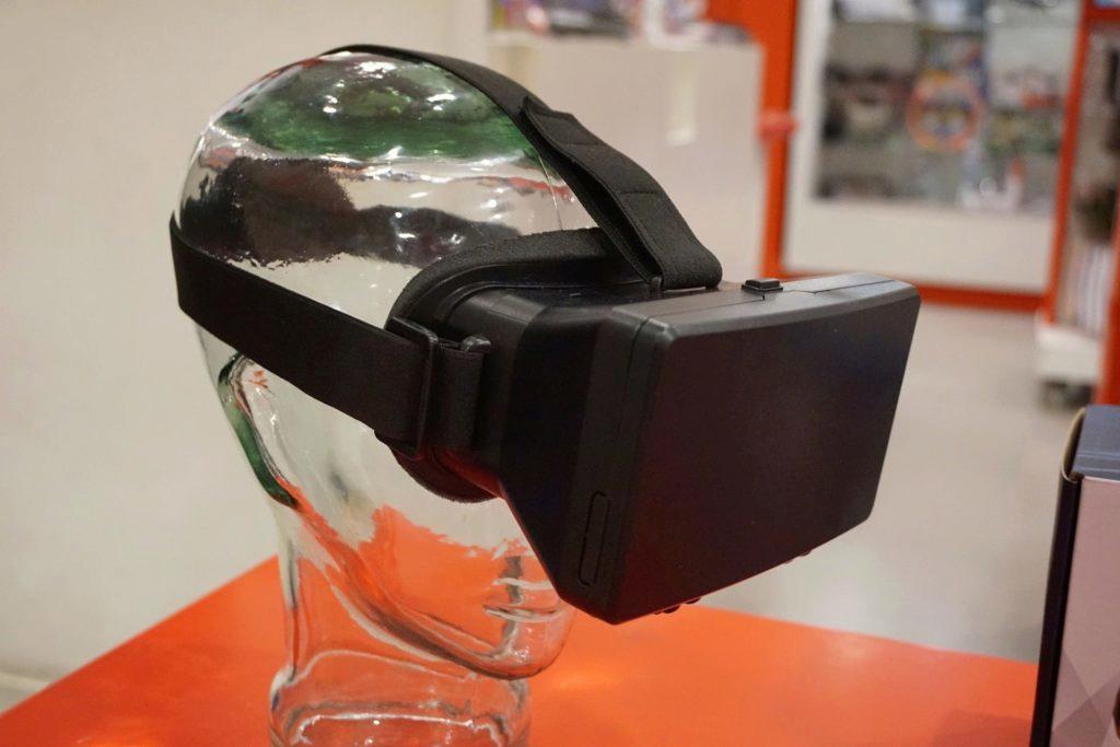virtualni realita displej